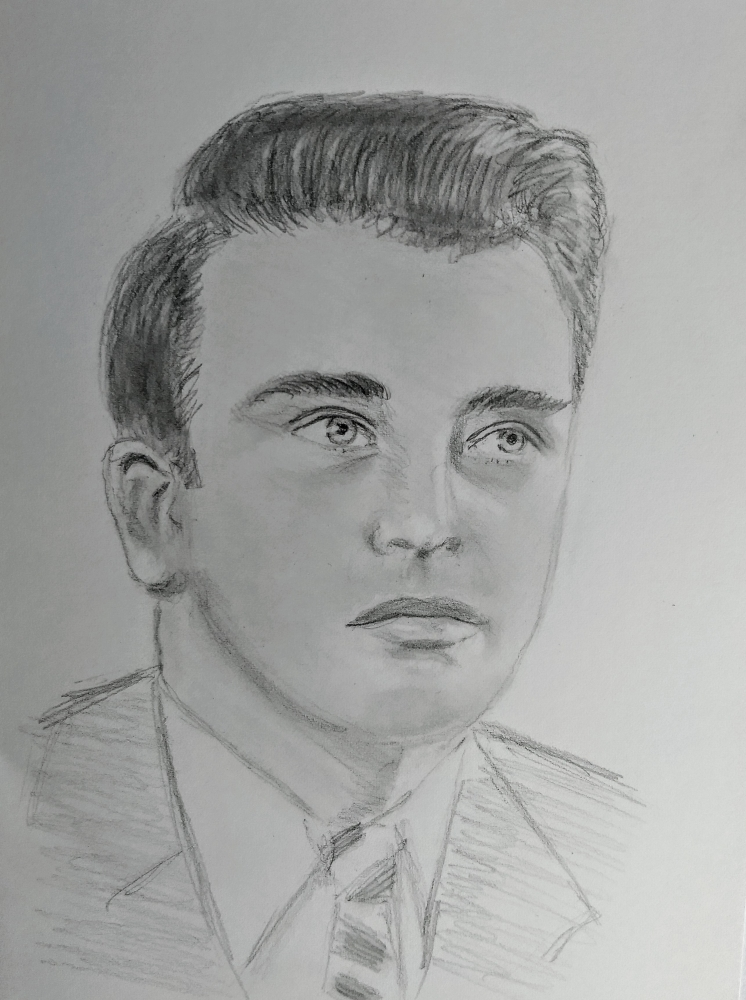 Montgomery Clift by paulb